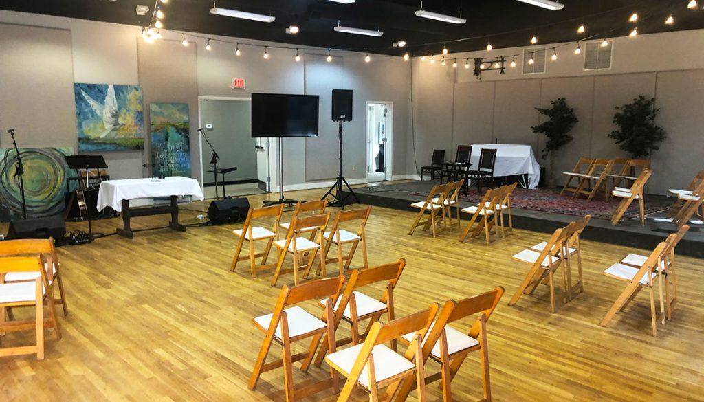 STAC Center Worship Area