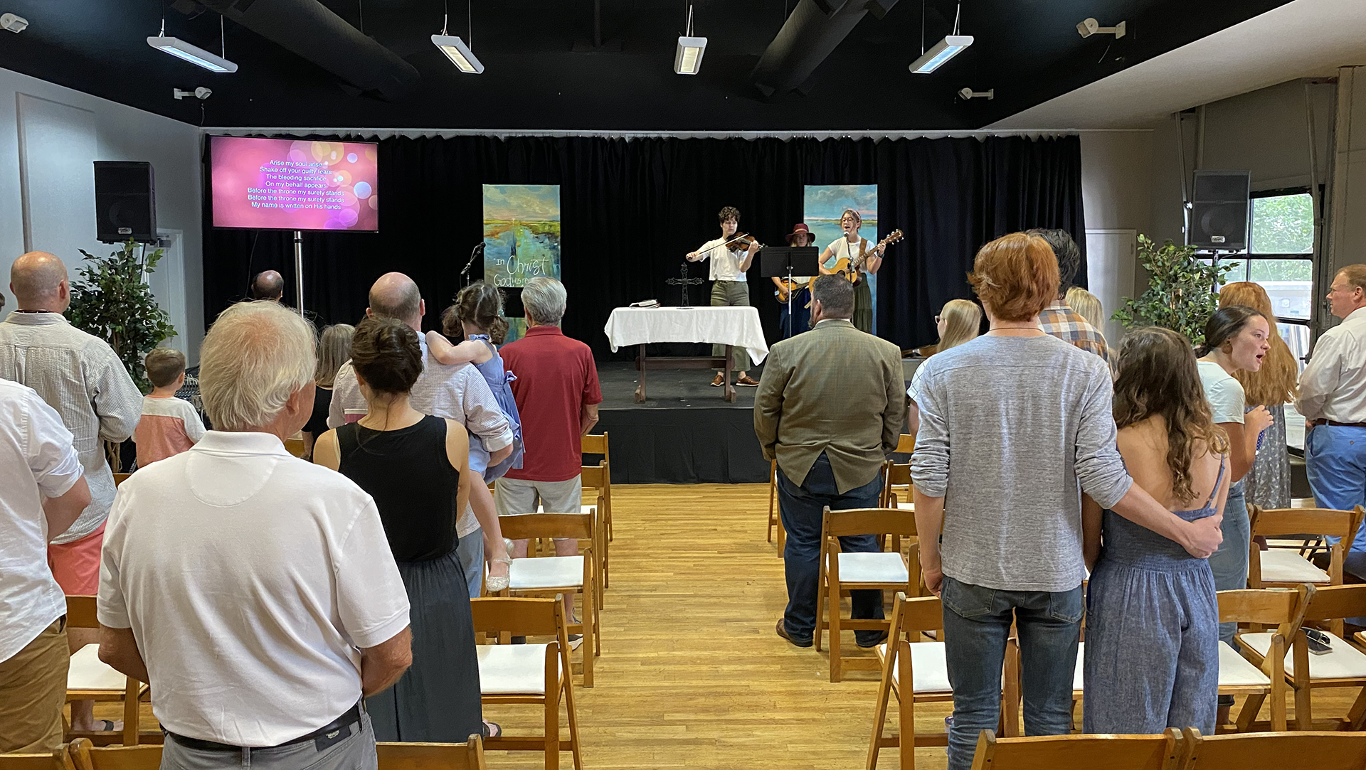 St Thomas' Anglican Church Sunday Service